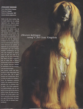 Voyeger in magazine Linda 2006